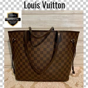 Louis Vuitton tote bag neverfull MM ebaneavailable